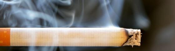 Tabakkonsum