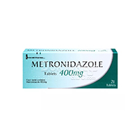 Buy Metronidazole - Bacterial Vaginosis Treatment