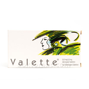 Valette-Antibabypille